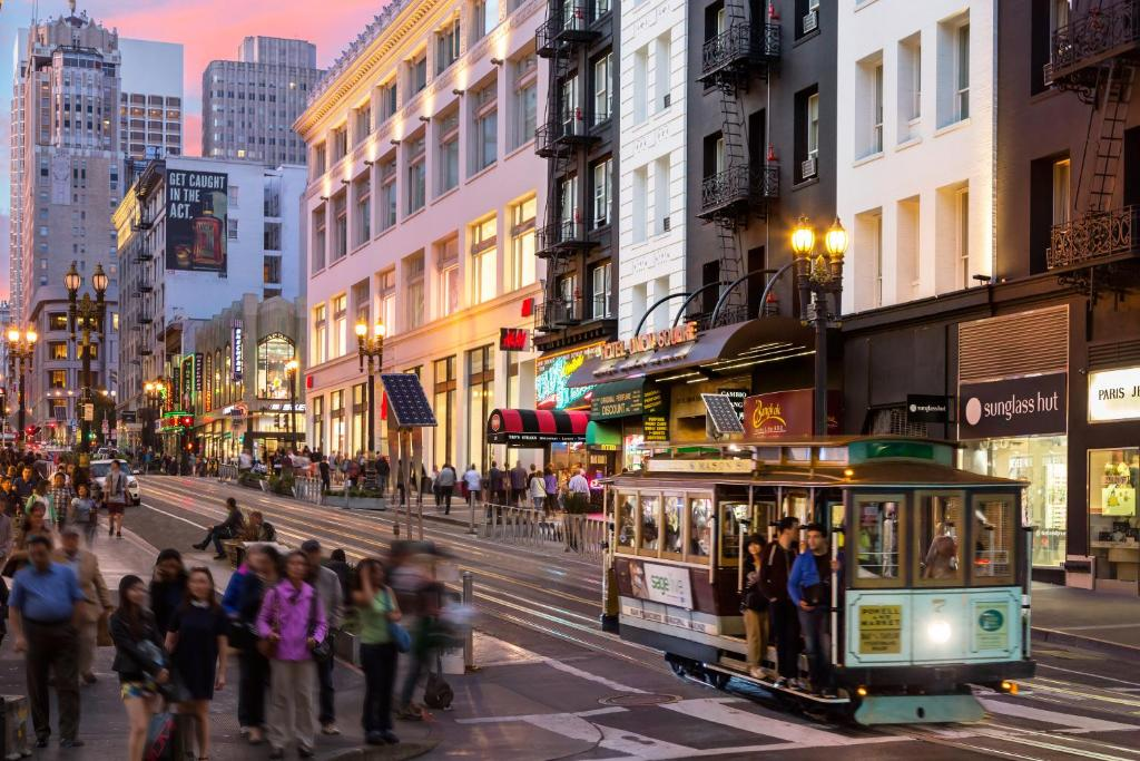 Hotels With Smoking Rooms In San Francisco