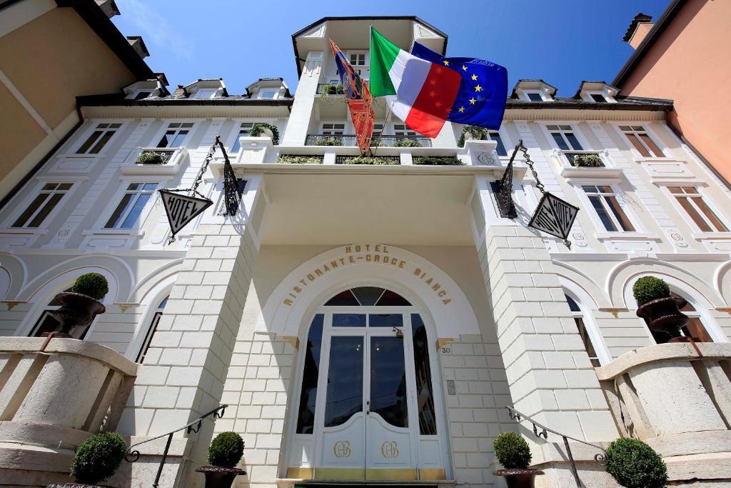 Hotel croce bianca asiago reserva tu hotel con viamichelin for Asiago centro hotel