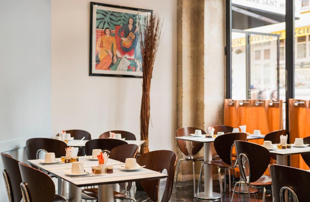 La Harpe Il Restaurants