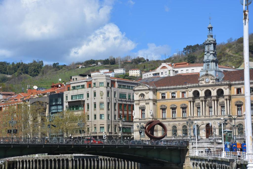 Bilbao Hotels With Parking