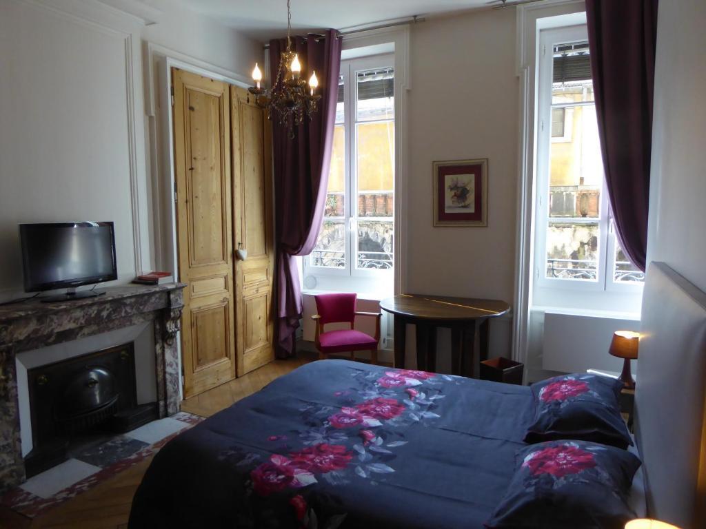 Chambres d\'hôtes La Grange de Fourvière, Chambres d\'hôtes Lyon