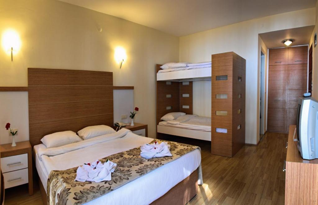 Omer Holiday Resort All Inclusive Holiday Residences Kusadasi