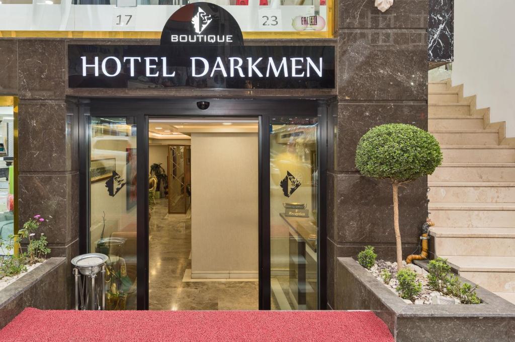 Darkmen hotel 2 r servation gratuite sur viamichelin for Darkmen hotel istanbul