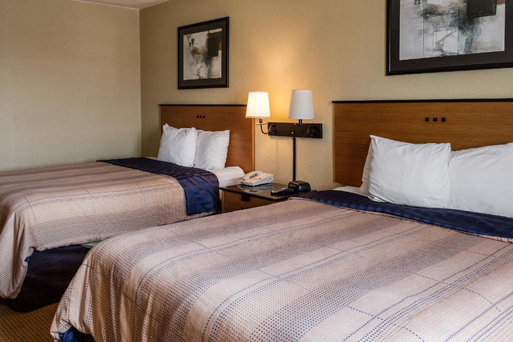 Suburban Extended Stay Hotel Chester - Chester ...