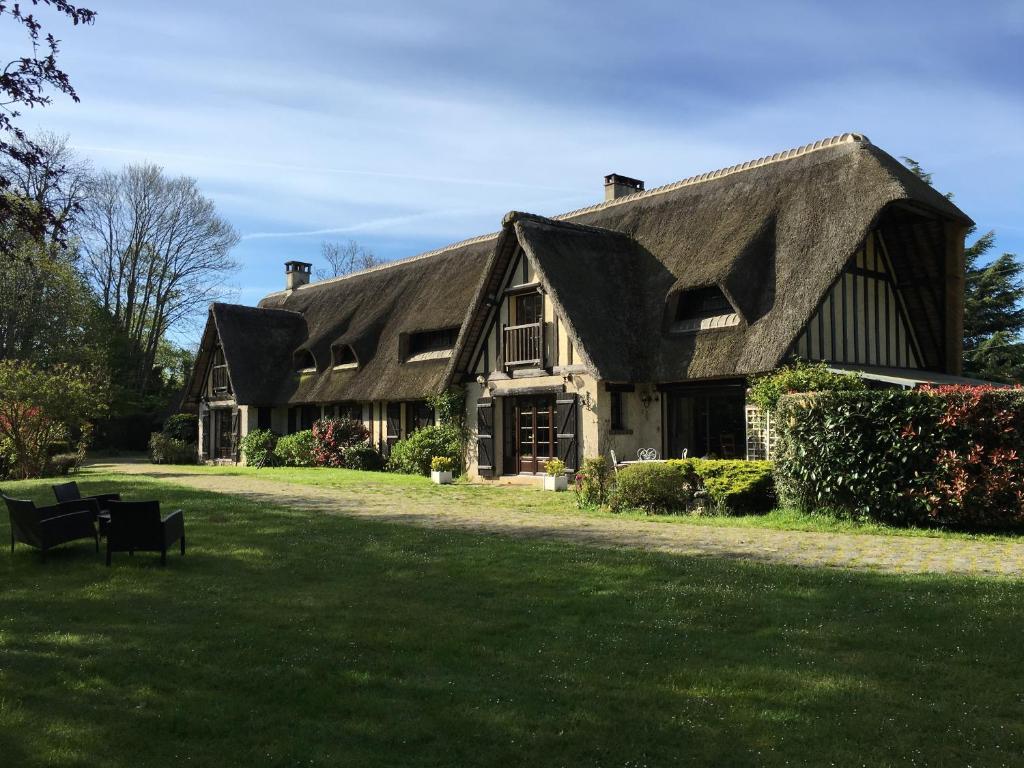 Chambres d\'hôtes L\'Île Normande, Chambres d\'hôtes Hardencourt Cocherel