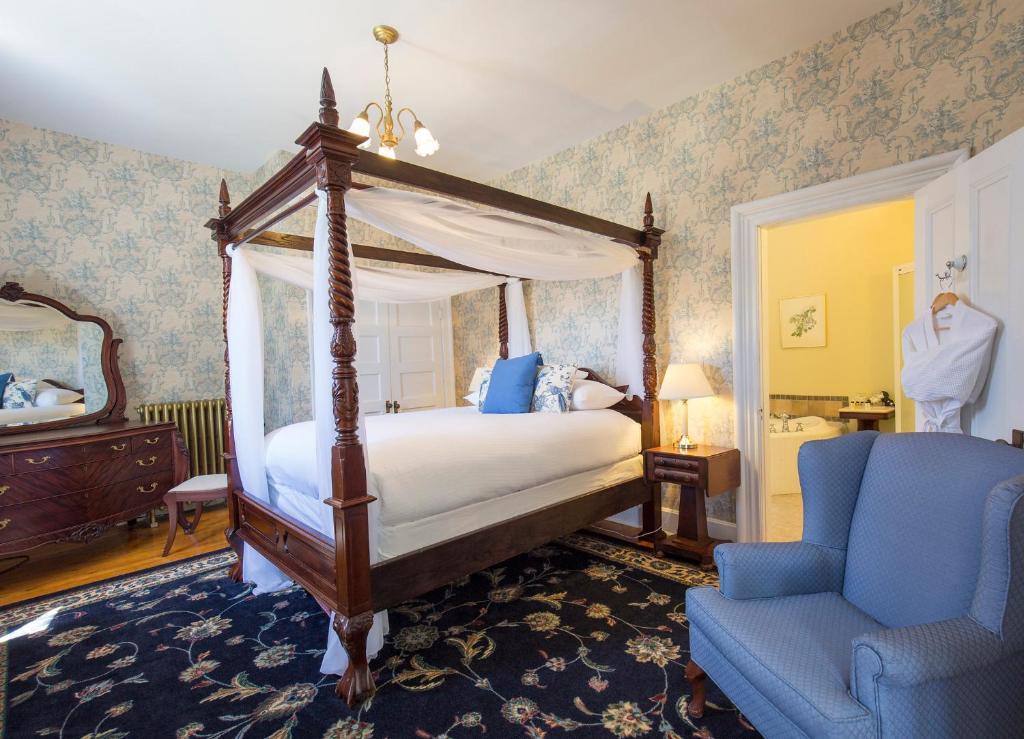 Queen Anne Inn Bed Breakfast Annapolis Royal