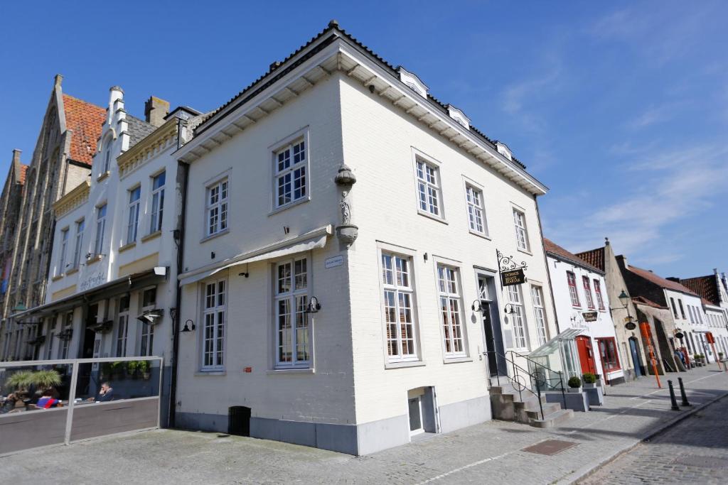 De Gouden Kop Casa Vacanze Nei Damme West Flanders Belgio