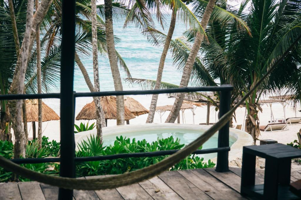 Tulum Beach Hotels With Air Conditioning