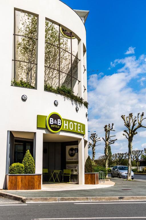 Bb Hotel La Valentine: Hotel B&B La Rochelle Centre