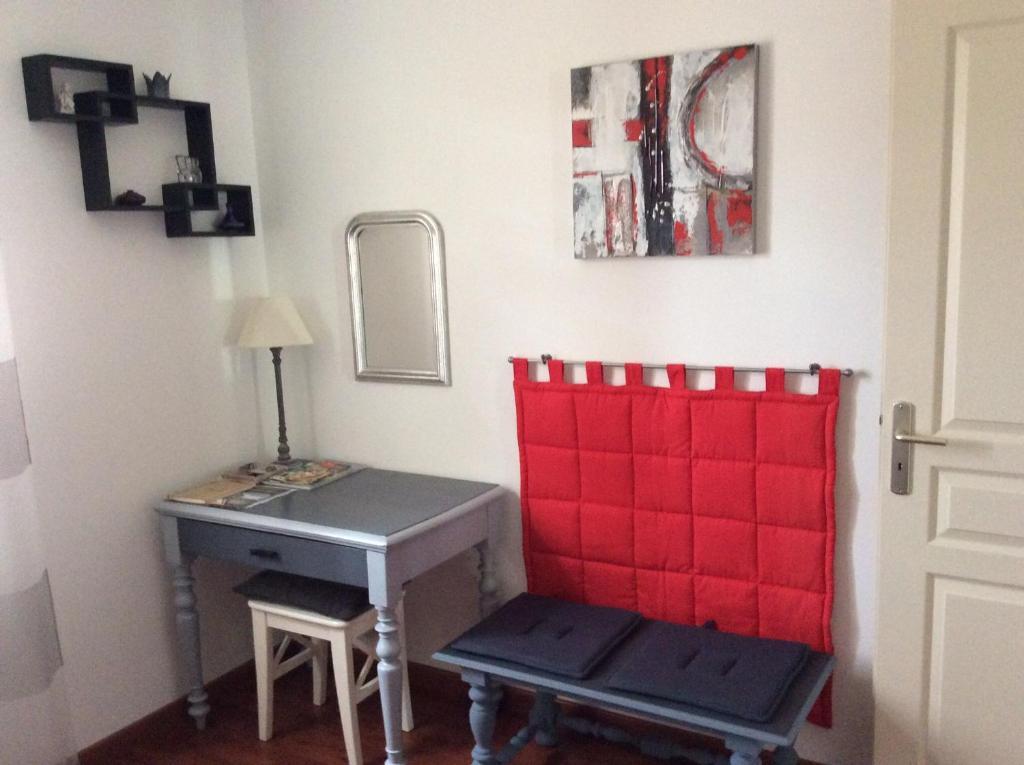 chambre d 39 h tes monbazillac bergerac informationen und buchungen online viamichelin. Black Bedroom Furniture Sets. Home Design Ideas