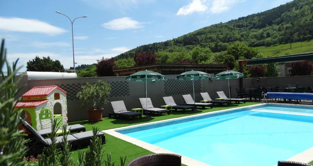 Hotel Restaurant Chaleat Sapet Satillieu