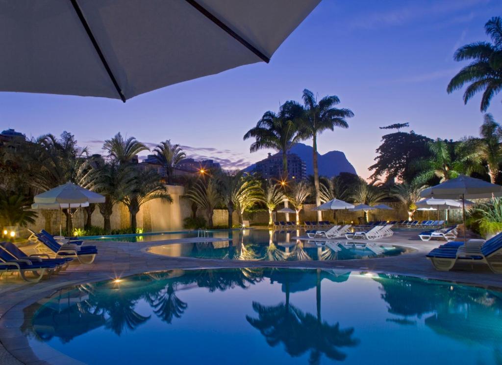 Gran Ile Rio De Janeiro Barra Formerly Sheraton Hotel