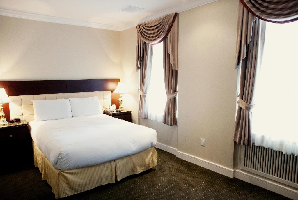 Hotel Stanford Nyc Formerly Koreatown 43 West 32nd Street New York