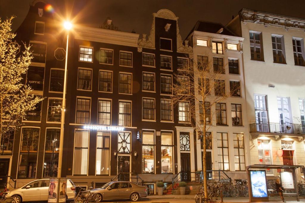 Hotel Library Amsterdam Recensioni