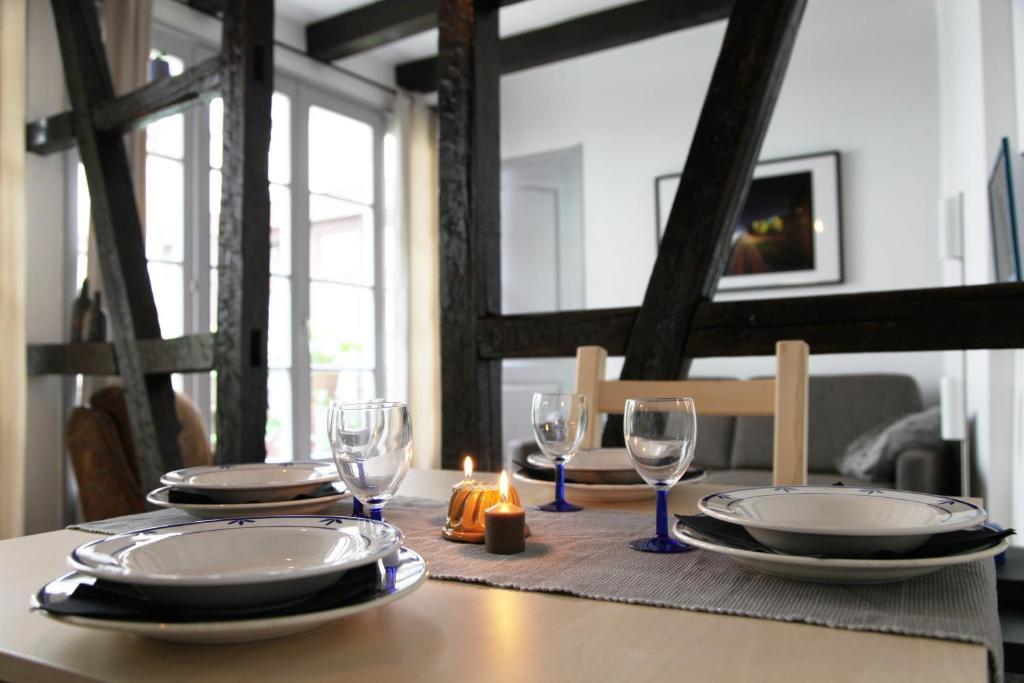 Wohnung Latelier Wohnung In Strasbourg In Le Bas Rhin 67
