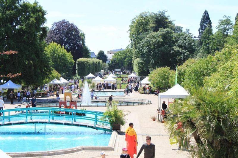 Gite Du Jardin Des Plantes Gite Rouen