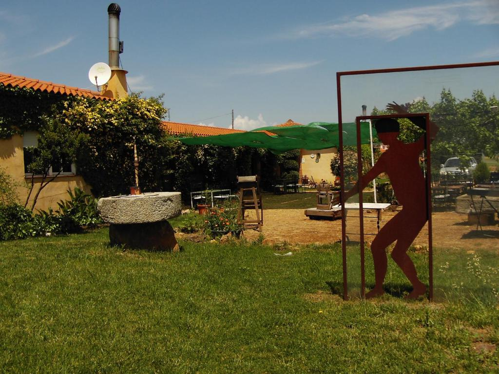 Casa rural la cimbarra castellar de santiago informationen und buchungen online viamichelin - Casa rural aldeaquemada ...