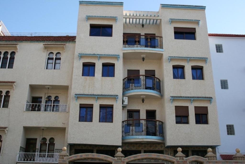 Maison Nouryan Appartements à Chefchaouen Maroc