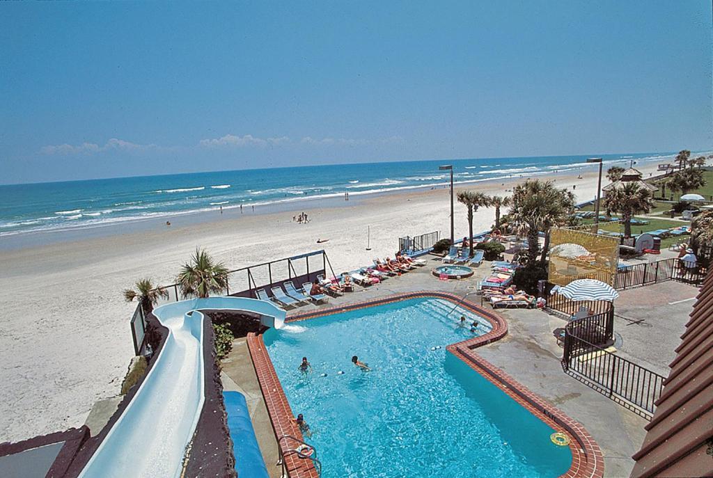 St Maarten Condo Unit 1205 Daytona Beach Ss Book Your Hotel With Viamichelin