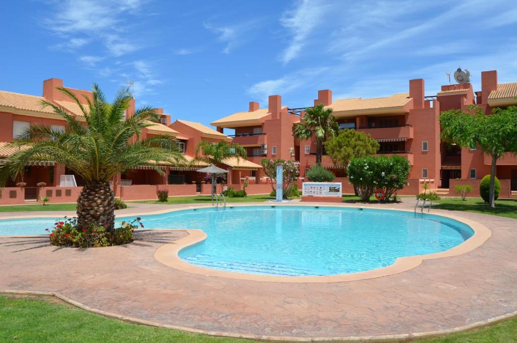 Albatros Playa 2 6405 Apartment Mar De Cristal