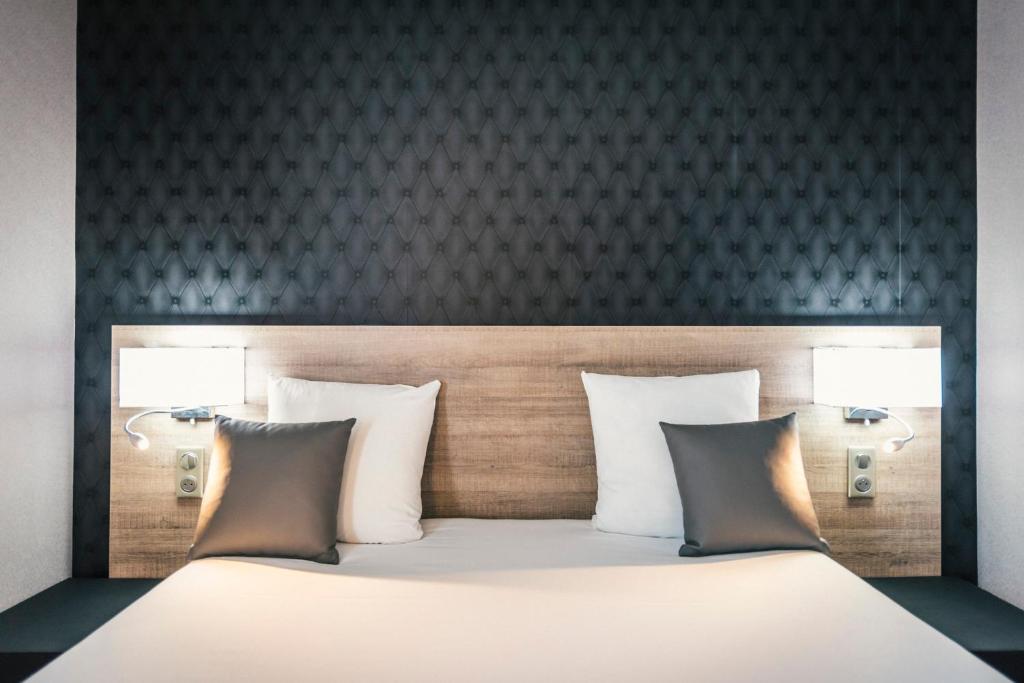 Hotel The Originals Saumur Ouest La Saulaie Doue la Fontaine France