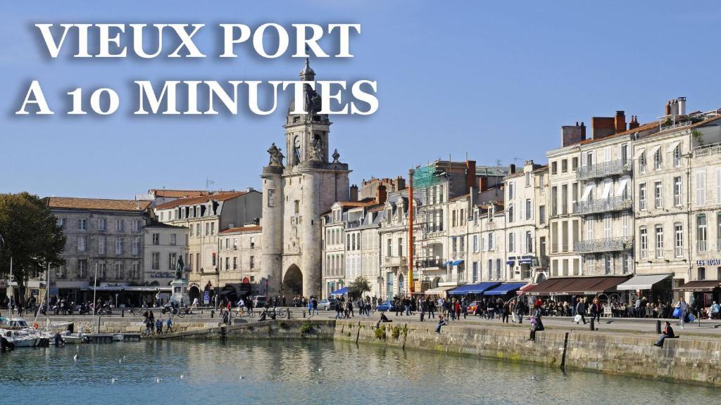 Booking Com Hotel La Rochelle