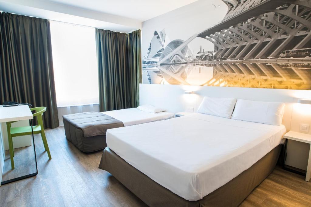 B B Hotel Valencia Ciudad De Las Ciencias
