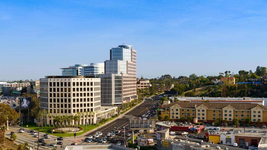 Doubletree Los Angeles Airport Hotel