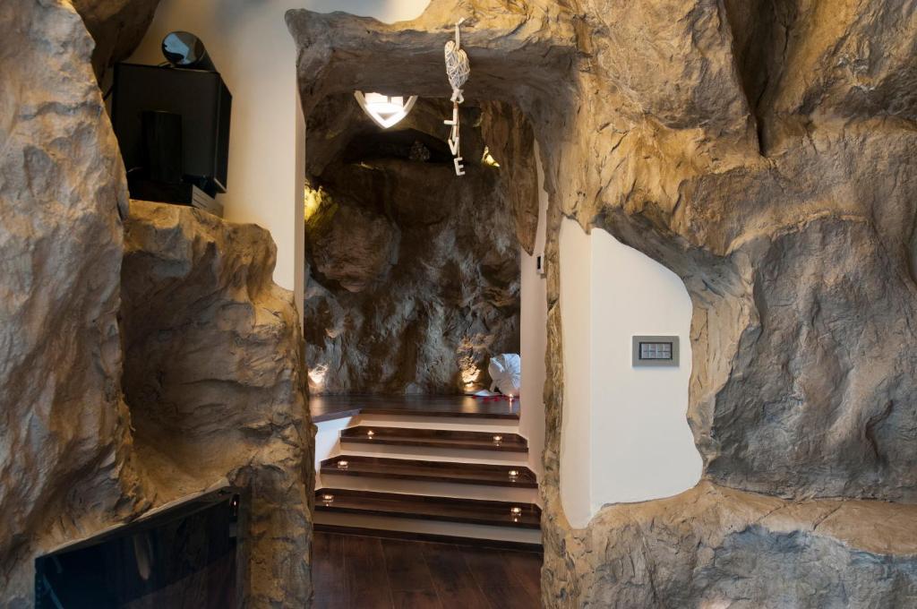 La Casa Nella Roccia.B B La Casa Nella Roccia Bed Breakfast Villanova Del Battista