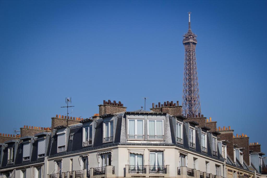 Hotel Eiffel Petit Louvre  Paris