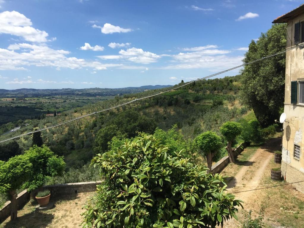 Agriturismo villa dauphiné vermietungen bagno a ripoli