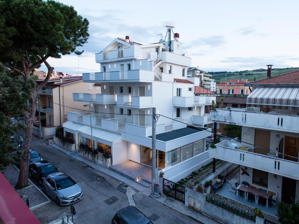 Hotel A Roseto Degli Abruzzi Italia