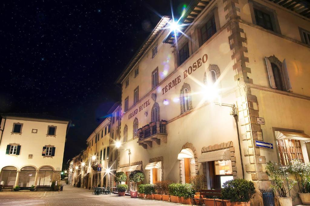 Grand Hotel Terme Roseo Booking Com