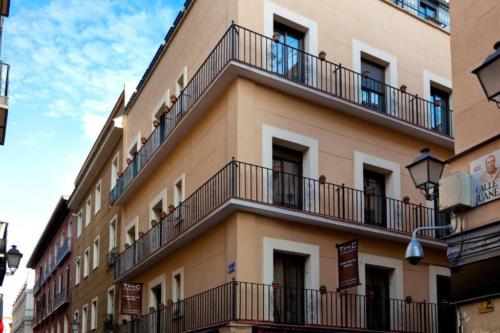 Thc Tirso Molina Hostel Madrid
