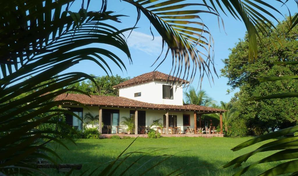 La Rosa De Los Vientos Casas Rurales Pedasi