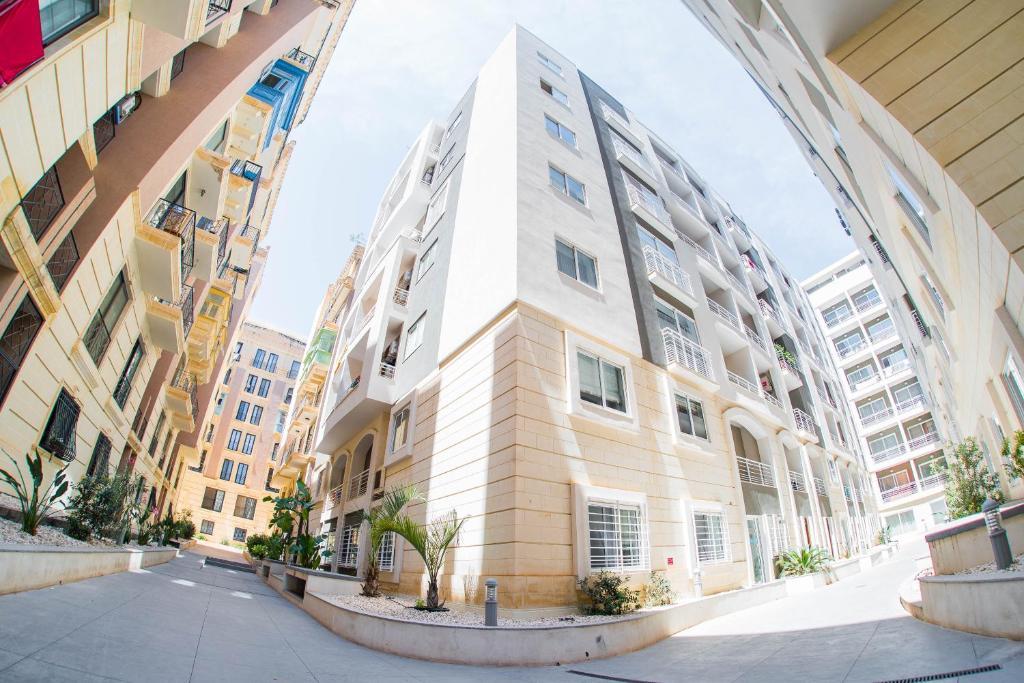 Depiro Point Block F - Wohnung in Sliema (Malta)