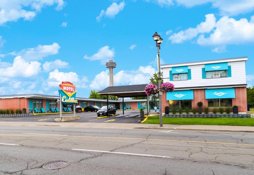 Permalink to Cadillac Motel Niagara Falls