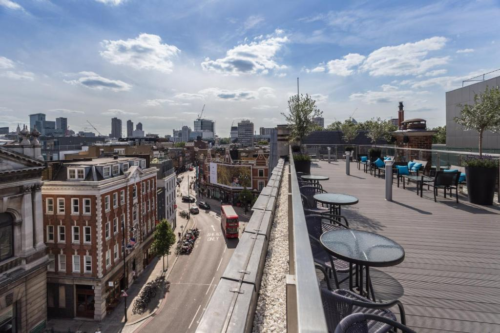 Hotels In Shoreditch With Parking