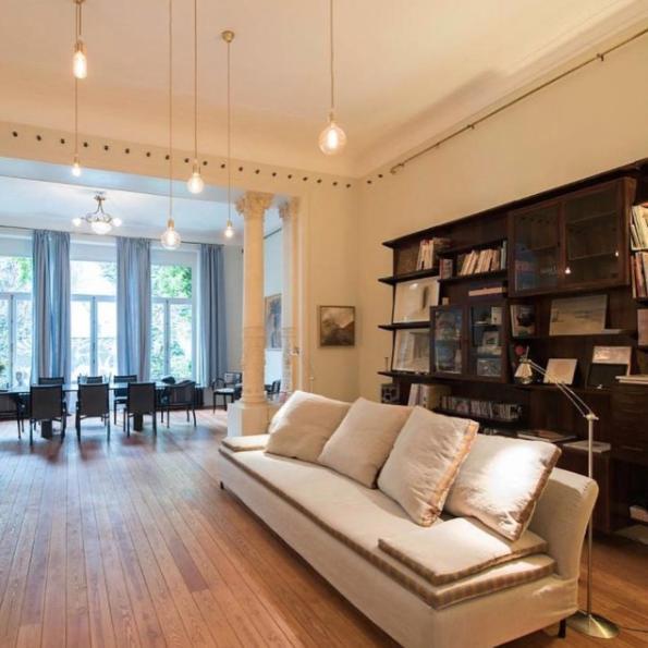 Maison flagey brussels chambres d 39 h tes bruxelles bruxelles capitale belgique - Chambre d hotes bruxelles ...