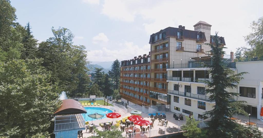 Sputnik Hotel Batumi Formerly Spa