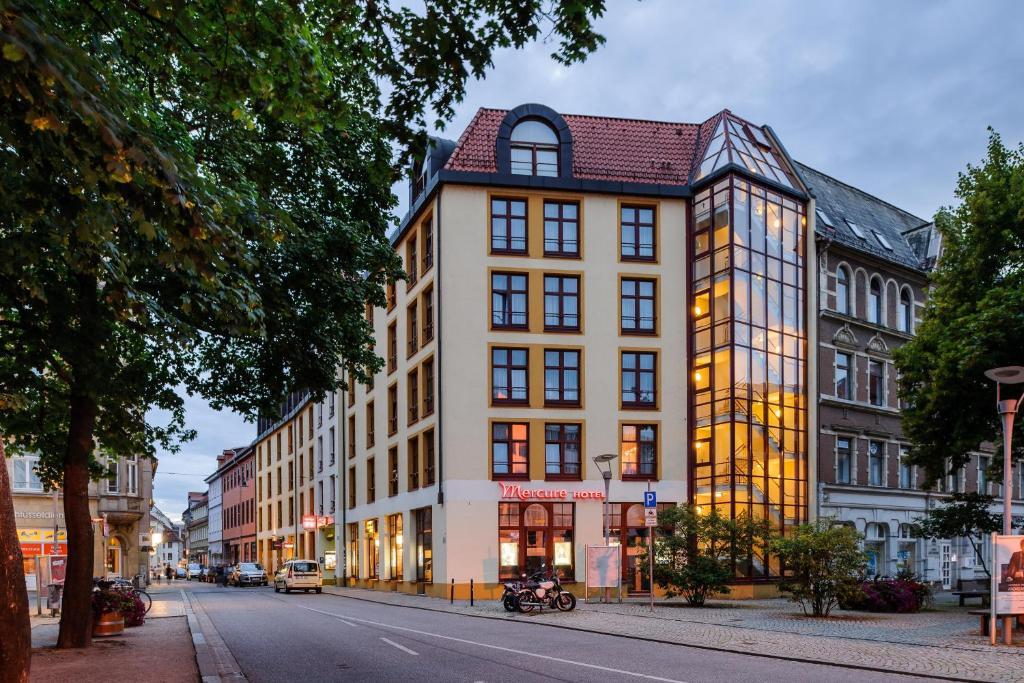 Mercure Hotel Erfurt Altstadt Erfurt Informationen Und