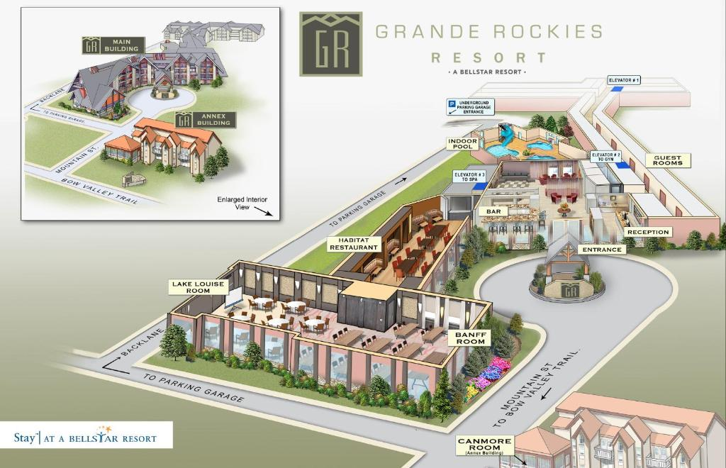 Grande Rockies Resort Hotel