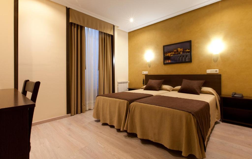 Hotel Mediodia Madrid Online Booking ViaMichelin