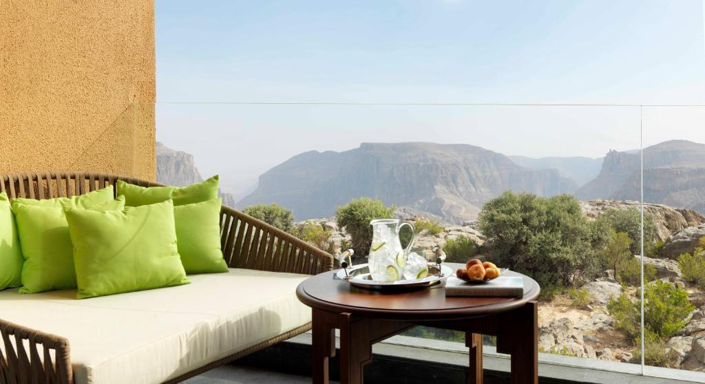 Anantara Al Jabal Al Akhdar Resort Vakantie Woningen Al Aqar