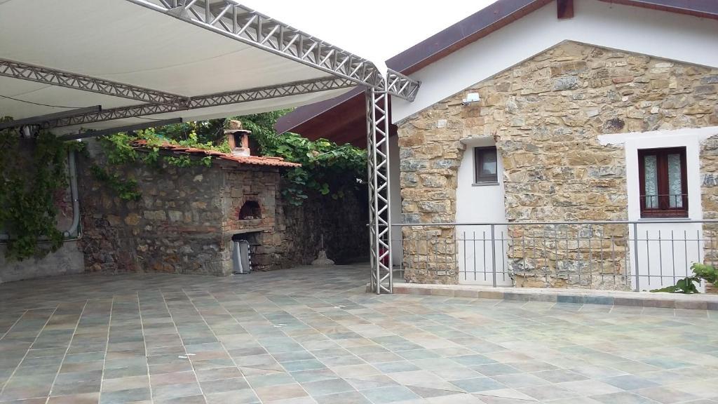 Caillo En El Bano.Le Caillou Casas Rurales San Remo