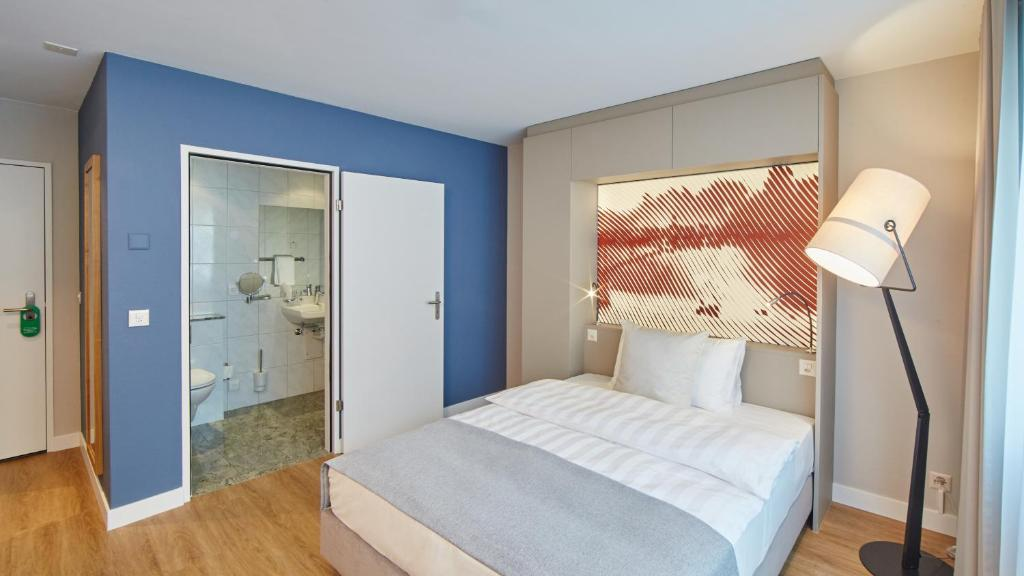 Hotel Wettstein Basel Booking