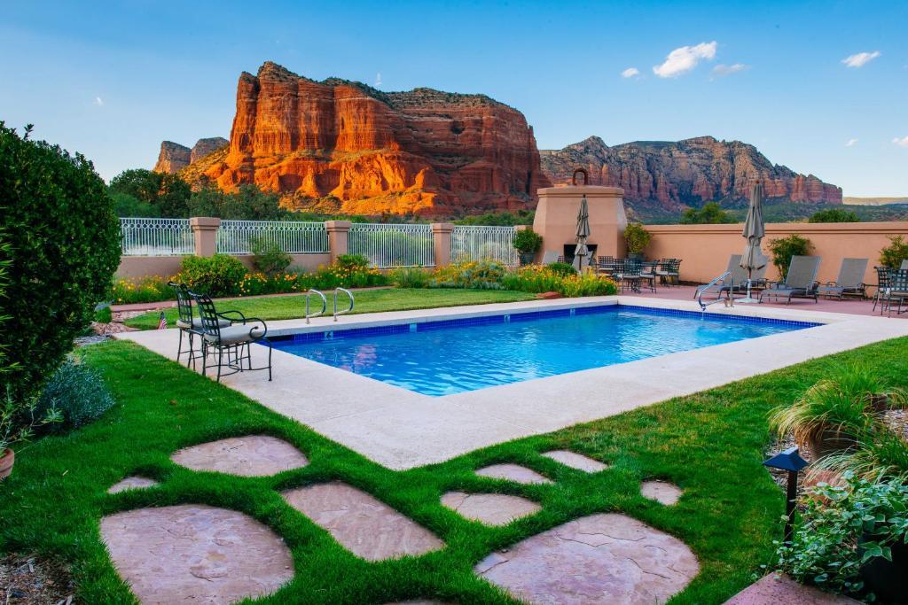 Canyon Villa Bed Breakfast Inn Of Sedona Chambres D Hotes Sedona