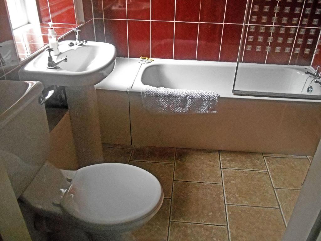 Bangor university toilets
