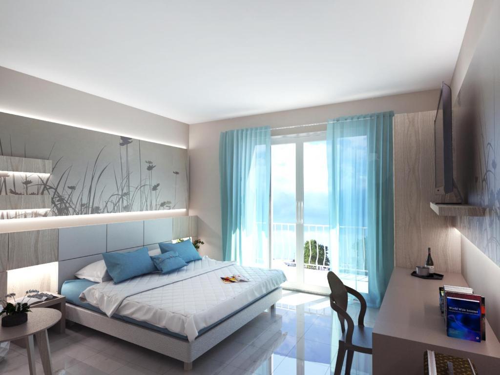 La Terrazza Sul Mare, Gästezimmer Otranto