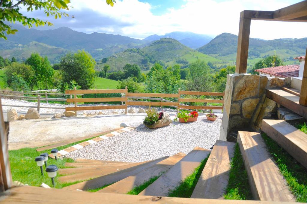 La Terraza De Onís Casa De Vacaciones Bobia D Arriba